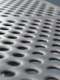 Abstract Texture of metal plates Stock Photography