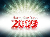 Abstract texture New Year background Stock Image
