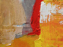 Abstract Texture - Painting - Background stock image