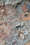 Rusty metallic texture Stock Photos