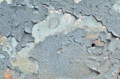 Grey metallic texture Stock Photography