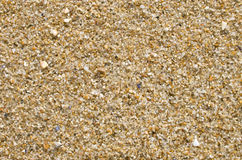 Abstract texture sand background. Abstract forms and texture from sand on beach clear and bright Royalty Free Stock Photos