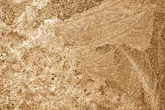 Abstract texture sepia Stock Photography