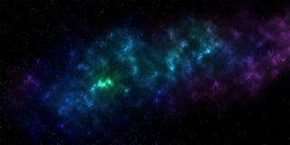 Abstract texture starry sky milky way galaxy stock illustration