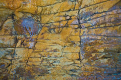 Abstract  texture of  stone wall. Royalty Free Stock Photography