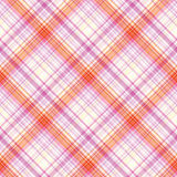 Abstract texture with tartan pattern. Vector background. Stock Image