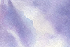 Abstract texture watercolor background Stock Photography