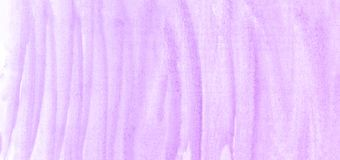 Purple watercolor paint background, lettering scrapbook sketch. Abstract texture watercolor beautiful background. Colorful, soft,pastel. Hand drawn paint royalty free illustration