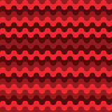 Abstract texture wave simple red Stock Images