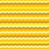 Abstract texture wave 2 simple yellow Royalty Free Stock Photos