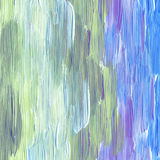 Abstract textured acrylic painted background Stock Photography