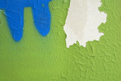 Abstract textured background - Close up of grungy old wall Royalty Free Stock Photo