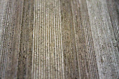 Abstract textured background. Closeup of abstract background with vertical stripes Stock Images