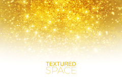 Abstract Textured Background. Glitter Dust. Vector illustration Royalty Free Stock Photo