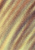 Abstract textured background. Gold silk fabric texture with wrinkles. Stock Images