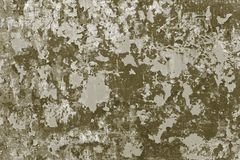 Abstract textured background of old coloring Royalty Free Stock Photos
