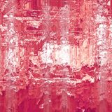 Abstract textured background in red Royalty Free Stock Photography