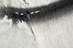 Abstract textured black and white background - Close up Stock Photos