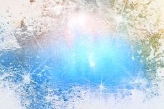 Abstract textured Christmas background Royalty Free Stock Photo