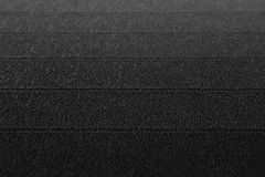 Abstract textured  minimalist dark background with horizontal lines. Stock Photos