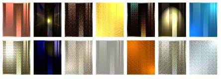 Abstract textures Royalty Free Stock Photo