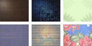Abstract textures Stock Images