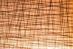Abstract Textuurontwerp met lijnen en Kleuren Stock Afbeelding