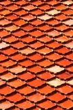 Abstract Thai Old Style Roof Pattern Stock Images