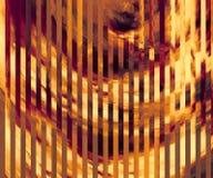Abstract thema Grungeverf op achtergrond Geschilderde geweven achtergrond De kleur bevlekte digitaal document Gestempeld art. stock illustratie