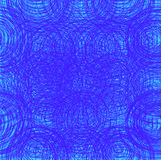 Abstract thread background. Seamless texture. Blue threads Royalty Free Stock Photo