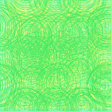 Abstract thread background. Seamless texture. Green Royalty Free Stock Images