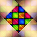 Abstract tile background. royalty free stock photos