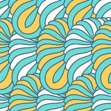 Abstract tile pattern Stock Image