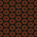 Abstract tileable regular ornamental mosaic Stock Photos