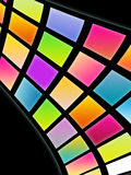 Abstract Tiled Background Royalty Free Stock Image