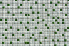 Abstract tiled background. Stock Image