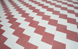 Abstract tiled floor pattern background wallpaper Royalty Free Stock Photography