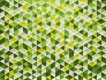 Abstract tiled  pattern Stock Image