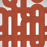 Abstract tiled pattern lines background. Abstract retro tiled pattern lines background. See more  illustrations in my portfolio Stock Images