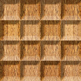 Abstract tiles stacked for seamless background Stock Images