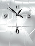 Abstract time Royalty Free Stock Images