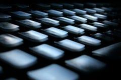 Abstract toetsenbord Royalty-vrije Stock Afbeeldingen