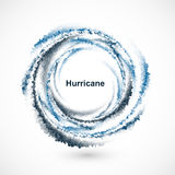 Abstract tornado background. Royalty Free Stock Photo