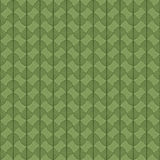Abstract Traditional African Ornament. Green color. Seamless vec Royalty Free Stock Images