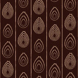 Abstract Traditional African Ornament. Seamless vector pattern. Stock Images