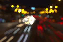Abstract trafic lights Royalty Free Stock Photos