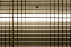 Abstract traliewerk Stock Fotografie