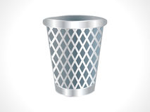 Abstract trash icon Royalty Free Stock Photos