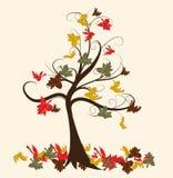 Abstract tree Stock Photo