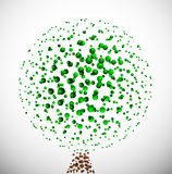 Abstract tree Royalty Free Stock Images